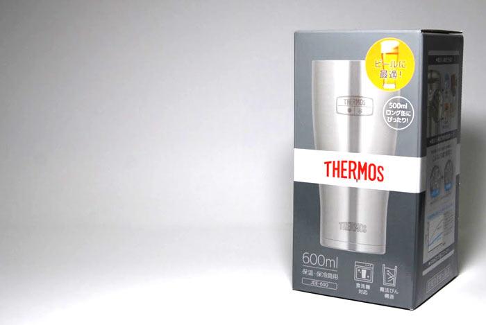 サーモス-真空断熱タンブラー-600ml-ステンレス-JDE-600-外箱